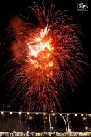 Firery Works by Amano7