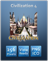 Civilization 4 by SkullBoarder