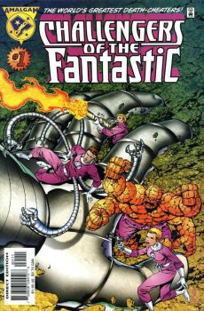 Challengers of the Fantastic by englandhalifax