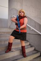 Cosplay (RE4): I'll be the look out by AngelicCosplay