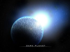 Dark Planet by g00glen00b