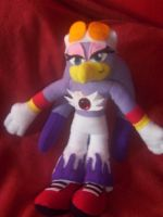 WAVE THE SWALLOW PLUSHIE by Victim-RED