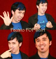 Fausto and the Shirt by SolStock