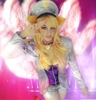 My Popstar Ahri Cosplay by kawaiilullaby