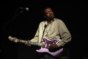 Eric Gales III by vw1956stock