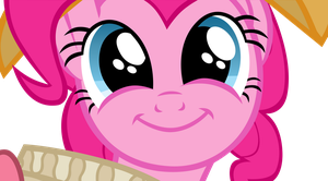 Smiling Pinkie by Azure-Vortex