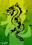 Chinese Dragon by Teakster