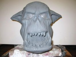 latex ork mask 2011c-2 by damocles-shop