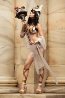 Menace - Queens Blade by ZOMBIEBITME