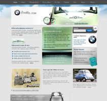 bmw isetta -- template by cr8iv