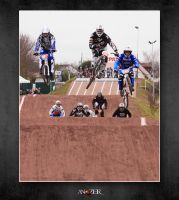 BMX RACE JUMP by ANOZER