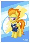 Spitfire in Uniform by mysticalpha