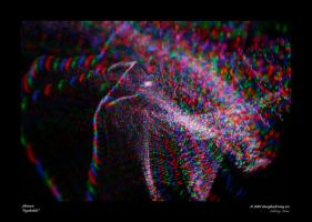 Abstract: Psychedelic by Huzafan