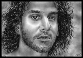 Naveen Andrews-Sayid from Lost by Zindy