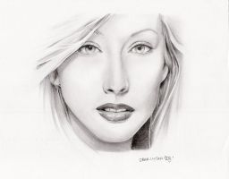 Aguilera done by saraly
