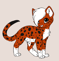 another cat for leafstep by Xxshadow67xX
