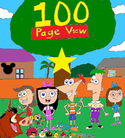 100 Page View by DisneyDude-94
