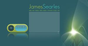 James Searles website by Melophonia