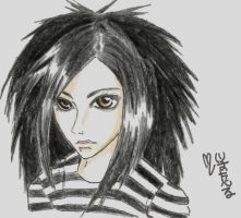 Bill Kaulitz Dollfie style by BKaufeli