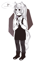 Albus by MaryLittleRose