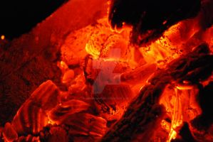Heart of the Fire by RayMackenzie