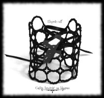 Elspeth cuff by Cayca