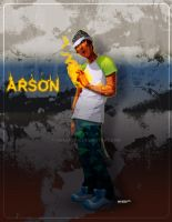 Arson by universe-K