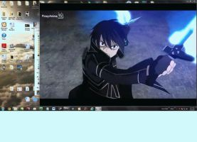 Steps to Drawing ~ Sword Art Online Animation by Piegoose