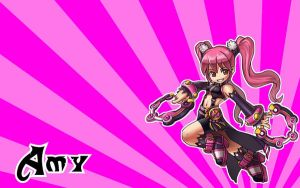 Grand Chase - Amy V1.0 by Pluberus