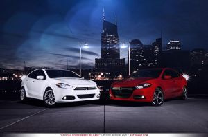 2013 Dodge Dart R/T 17 - Press Kit by notbland