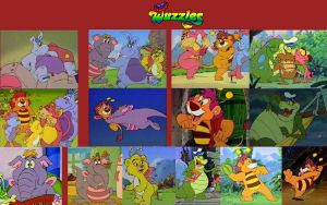 Wuzzles by Dralam