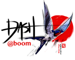 DAHS: BOOM poster by Kay-double-O-Zii