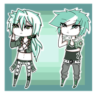 GREEN adopts :CLOSED: by Voodoo-Elf