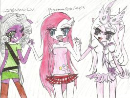 DON'T YOU KNOW YOU'RE ALL MY VERY BEST FRIENDS? by PinkamenaRocksCute13