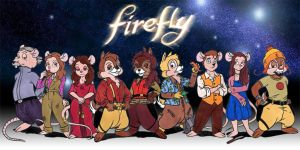 Rescue Rangers Firefly Crew by Aycelcus