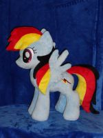 Mascot of the German Bronies by WhiteDove-Creations