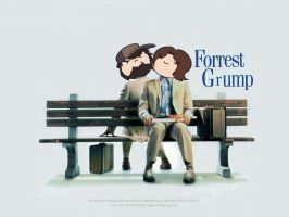 Forrest Grump by Poketoad
