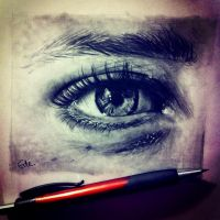 Eye by jeede69