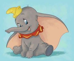 Dumbo! by brianpitt