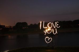 I love you by FlWeyand