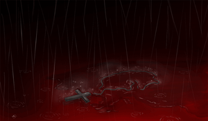 Blood in the rain by tigra0