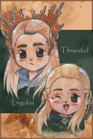 The Elven King and the Prince(Edited) by HwarangAlcheon