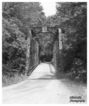 Caney Fork River Bridge 2 by TheMan268