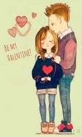 Be My Valentine! by K-127