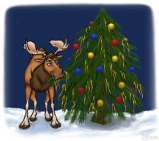 X-mas,to those whose e-mail... by isolde