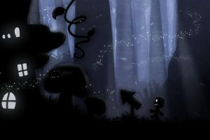 LittleBigPlanet 2 Night Forest by KARUN09