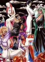 I feel Aizen in the air tonigh by pink-pink