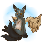 Relaxing In The Clouds by duckleer