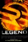 Legend Movie Poster by 4thElementGraphics