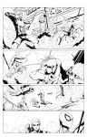 Amazing Spider-Man Sample Sequence. Page 03 by rodavlasalvador